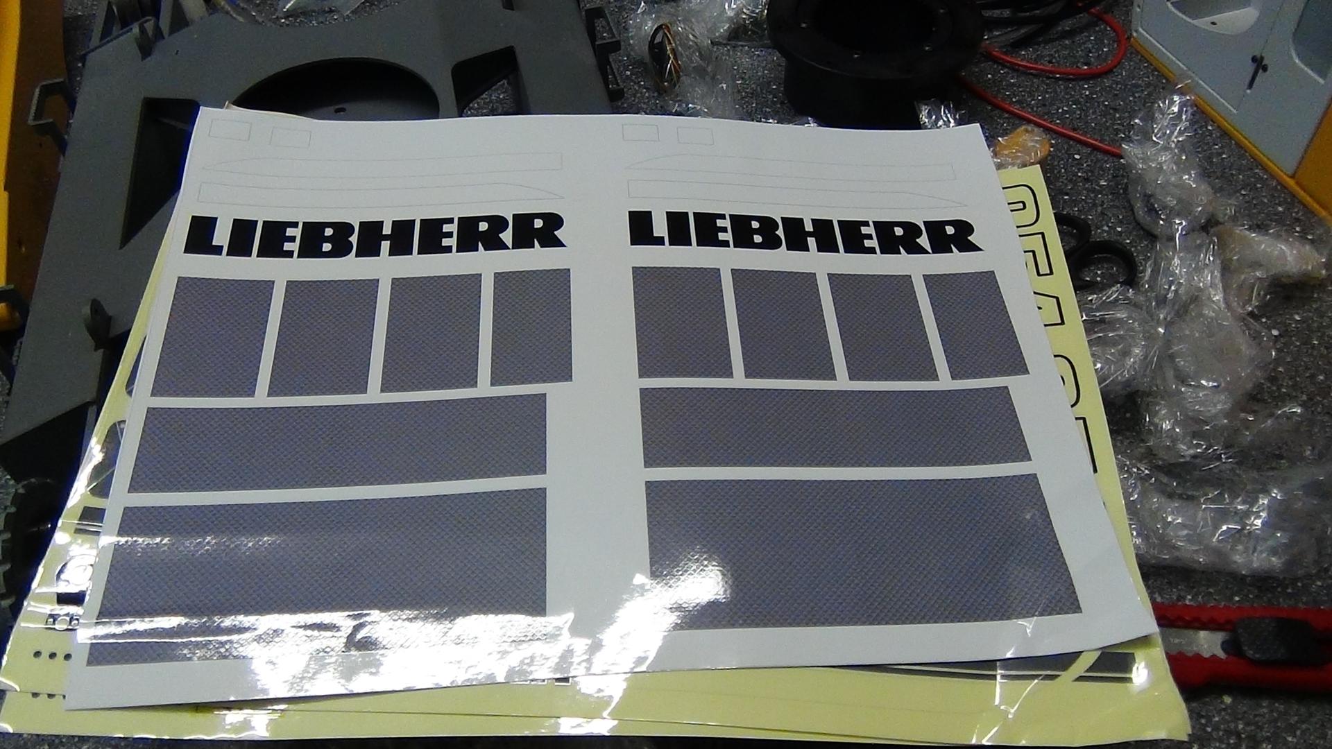 Liebherr 954 - Bagger - Modelltruckforum - Das Forum für ...