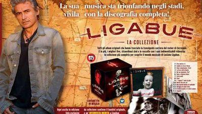 Ligabue - Discografia (1990 - 2016).Mp3-320Kbps + Flac + Dvd9 + Dvdrip + BdRip