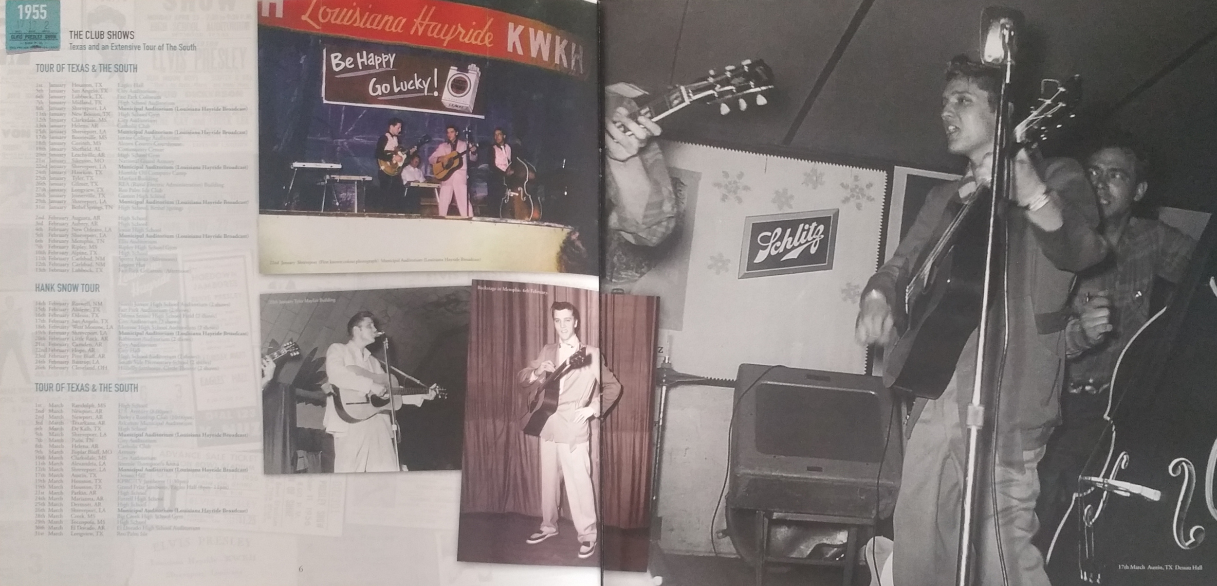 LIVE IN THE 50's (The Complete Tour Recordings) Liveinthe50s-thecompl0zjh1