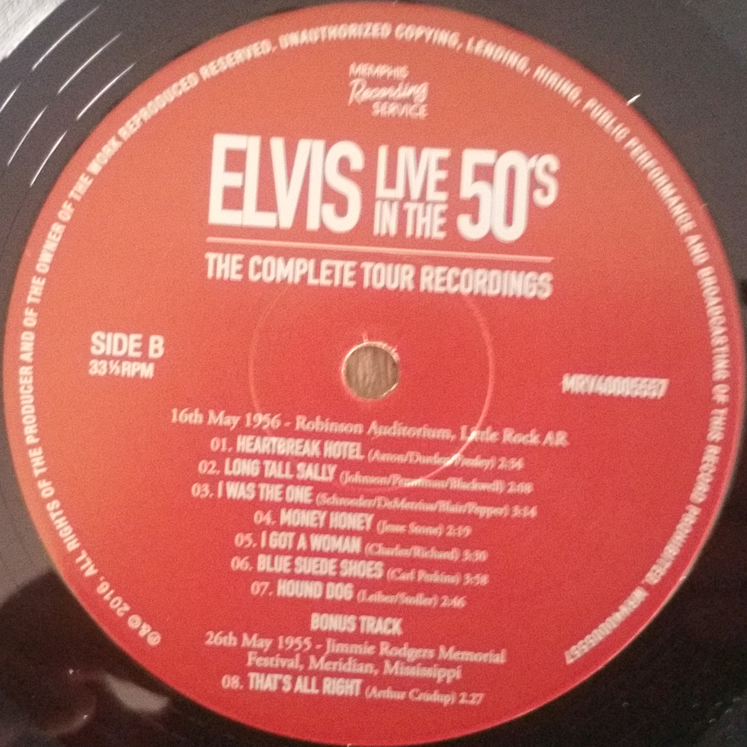 LIVE IN THE 50's (The Complete Tour Recordings) Liveinthe50s-thecomplpak1s