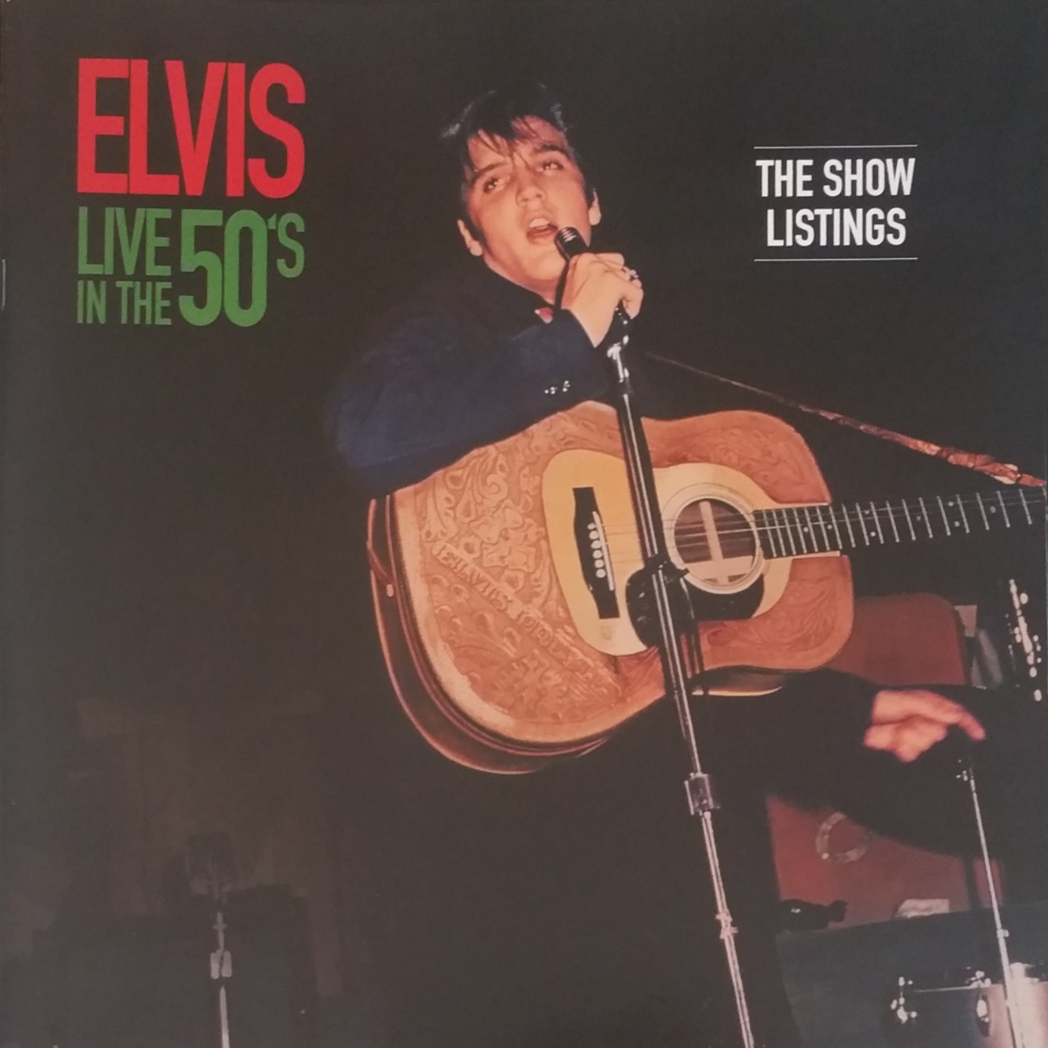 LIVE IN THE 50's (The Complete Tour Recordings) Liveinthe50s-thecomplxtkz4