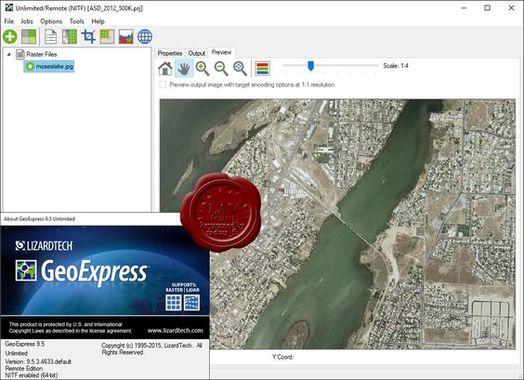 download LizardTech GeoExpress v9.5.3 (x64)