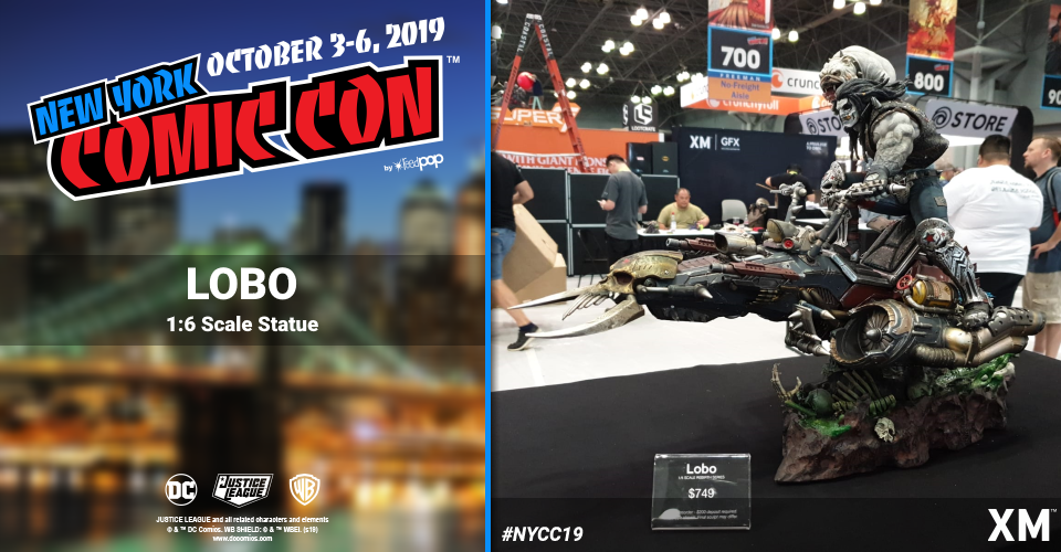 XM Studios: Coverage New York Comic Con 2019 - October 3rd to 6th  Lobo7hj4a