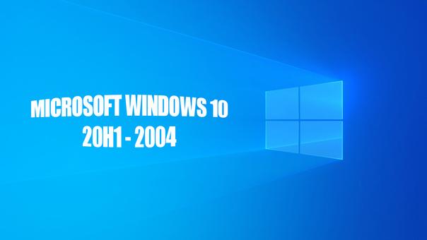 Microsoft Windows 10 Professional 20H1 v2004 Build 19041.331 (x64) + Software + Microsoft Office 2019 ProPlus Retail