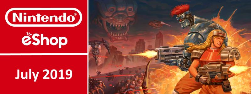 Nintendo eShop - July 2019 | Summer of 2D Love | ResetEra