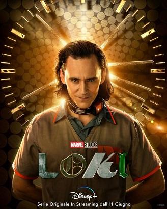 Loki - Stagione 1 (2021) (3/6) DLMux ITA ENG AC3 Avi