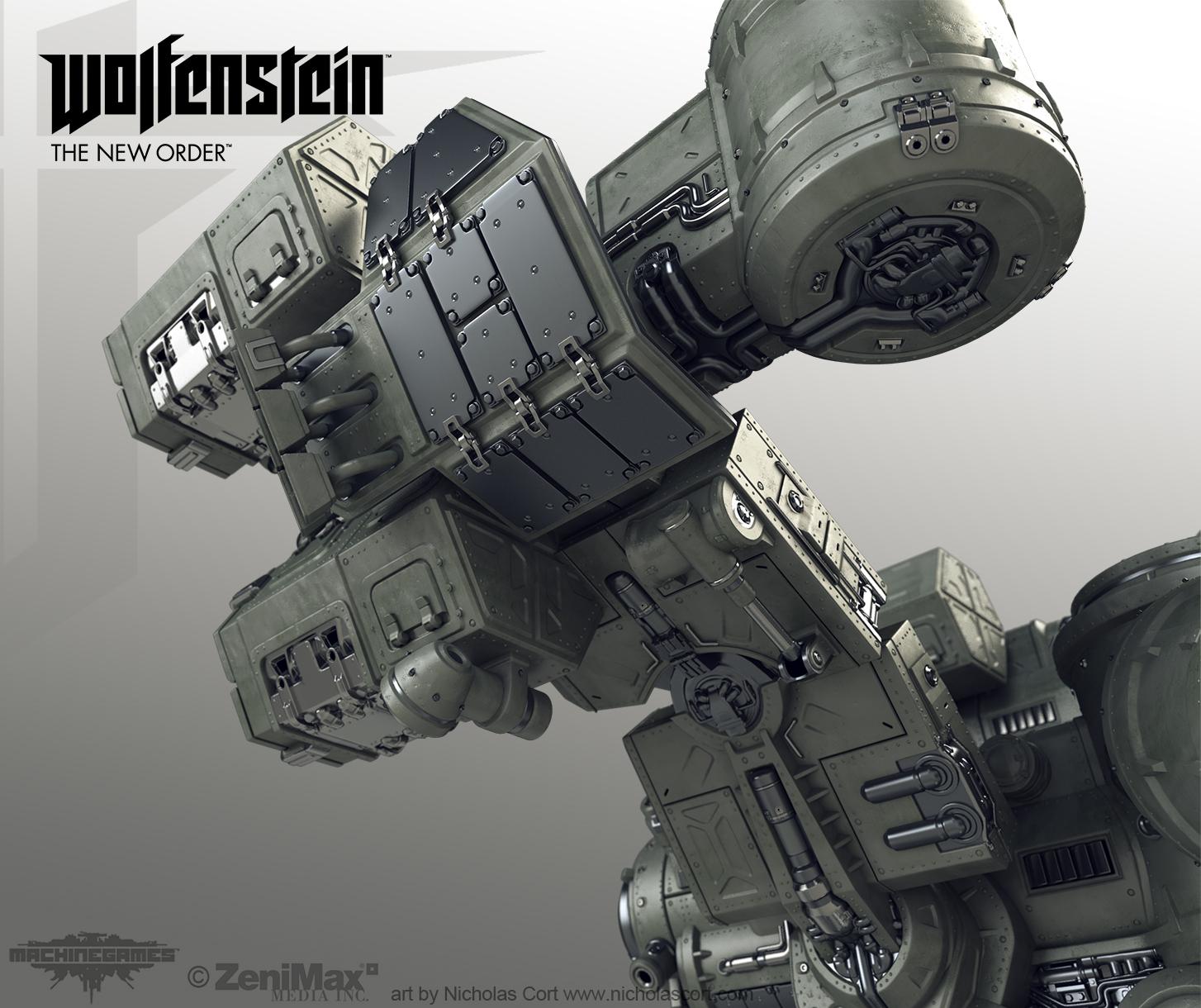 Wolfenstein: The Art Dump