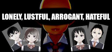 Lonely Lustful Arrogant Hateful-DarksiDers