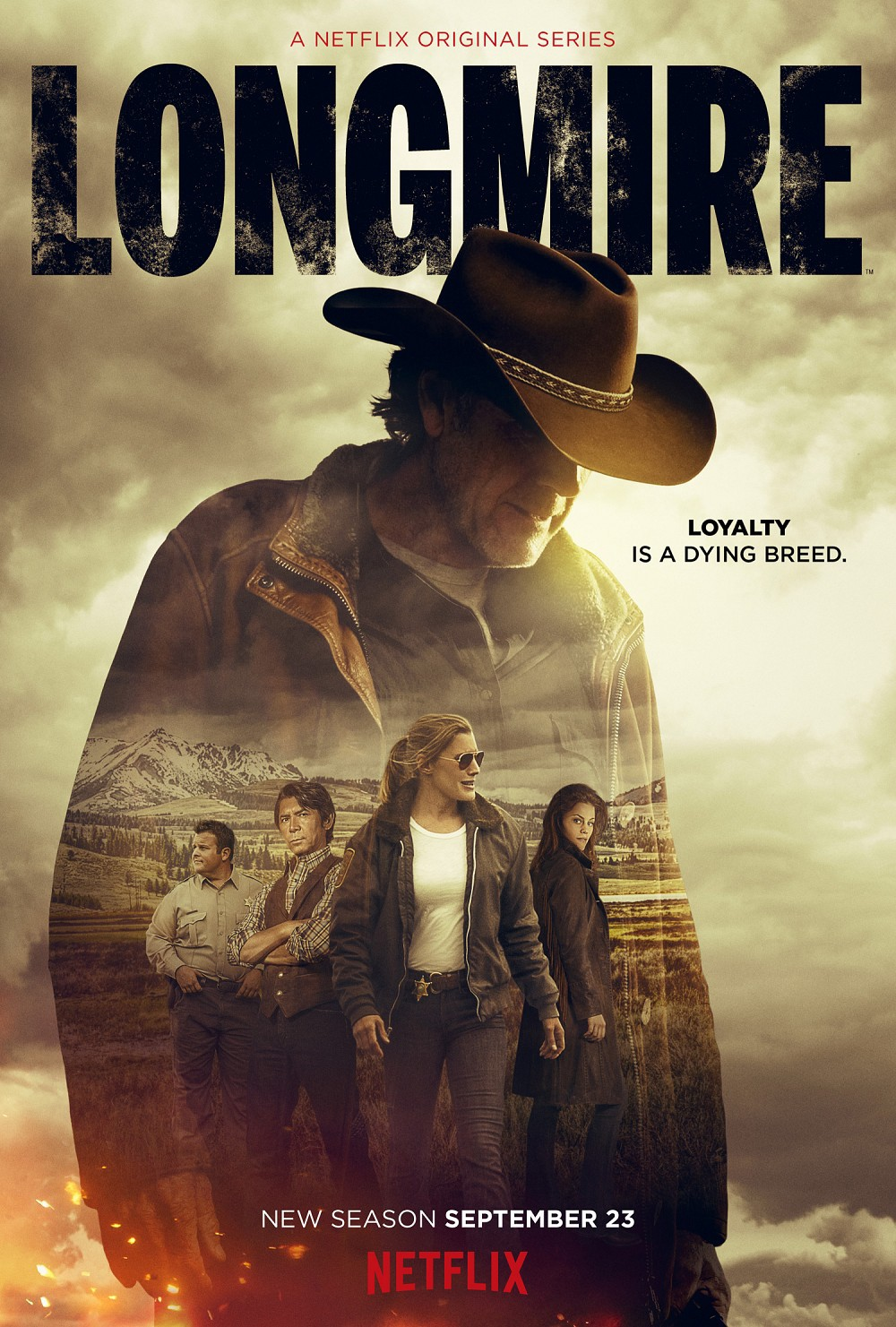 Longmire Staffel 4 Deutsch
