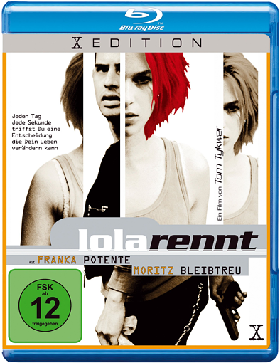 lola rennt german essay Run lola run movie reviews & metacritic score: crazy camera work and a fast techno beat give you a german arthouse movie called run lola run the movie shines because of it's original and yet extremely unusual idea's.