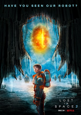 Lost In Space - Stagione 2 (2019) (Completa) WEBRip 1080P HEVC ITA ENG AC3 x265 mkv