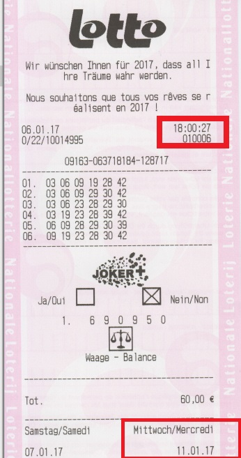 lotto extra ziehung