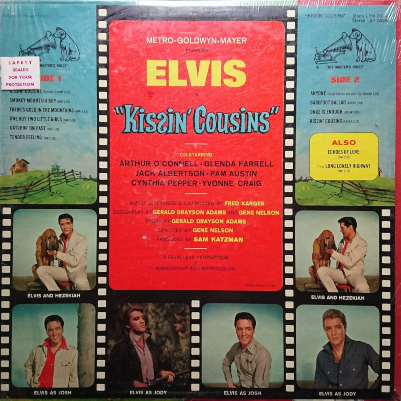 KISSIN' COUSINS Lpm-2894-dynagroove-66uk1q