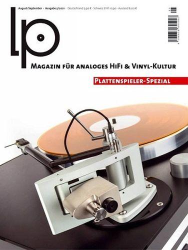 Cover: Lp Magazin für analoges Hifi und Vinyl-Kultur No 05 2021