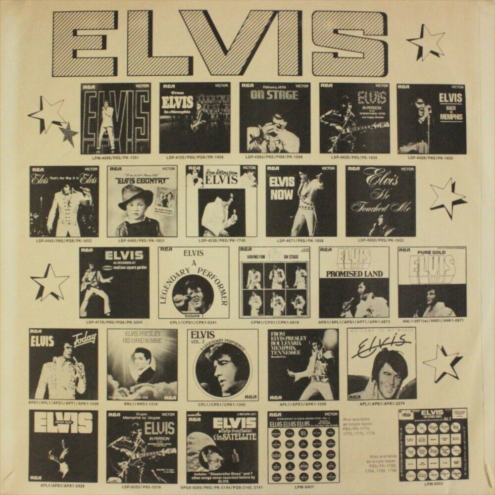 ELVIS' GOLD RECORDS VOL 3 Lsp-2785-77-60fje5