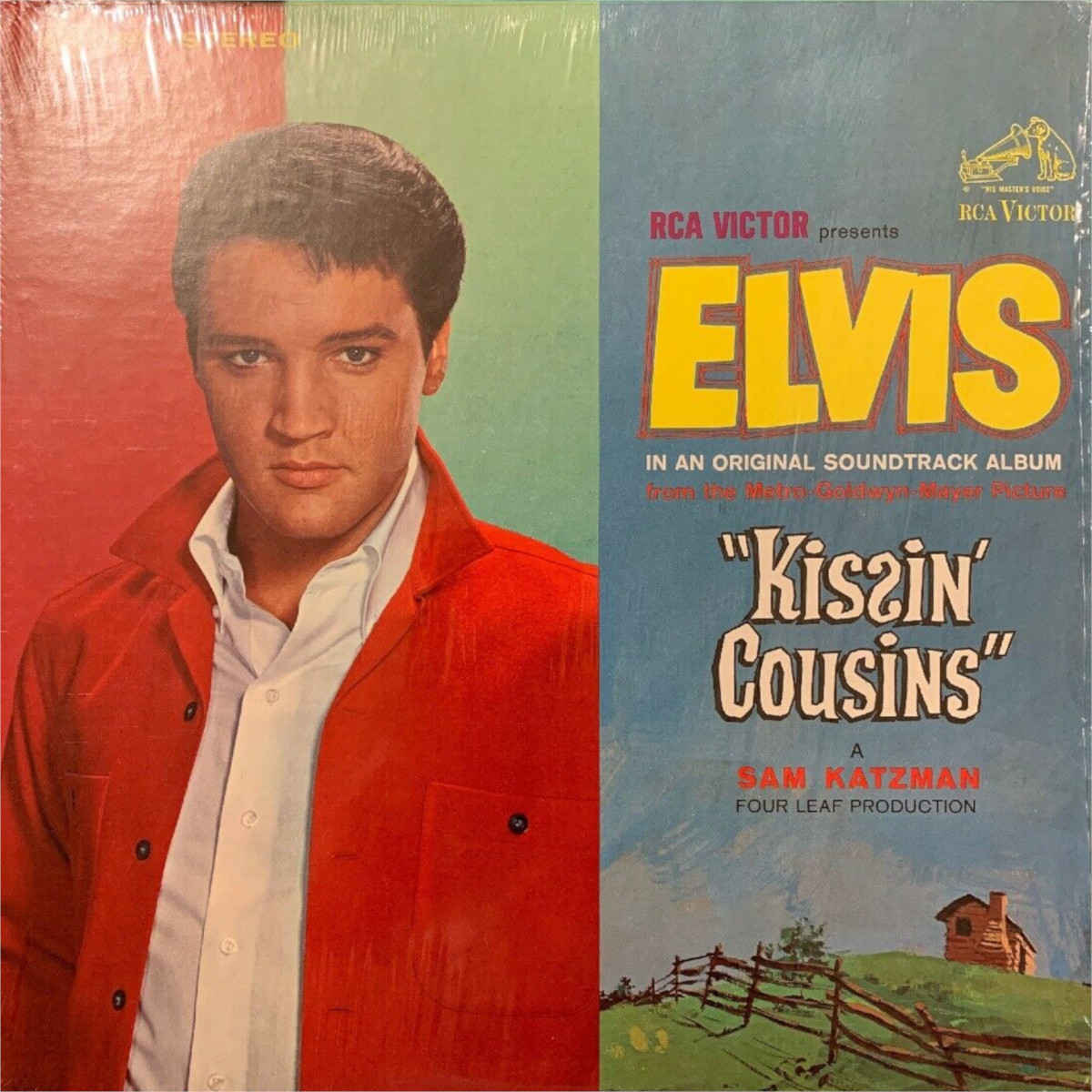 KISSIN' COUSINS Lsp-2894-68-10ikjj