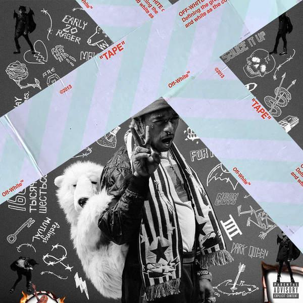 Lil Uzi Vert - Luv Is Rage 2 (Deluxe) (2017)