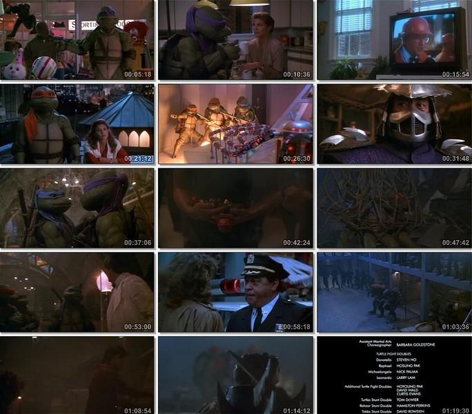 Ninja Kaplumbağalar 2 Ekran Görüntüsü 1