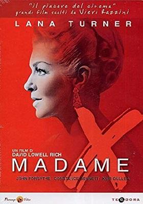 Madame X (1966) HDTV 720P ITA ENG AC3 x264 mkv