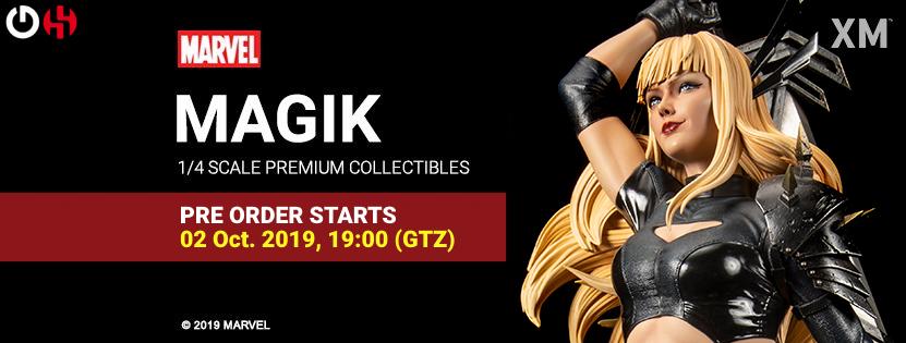 Premium Collectibles : Magik Magikbannerpouej0v