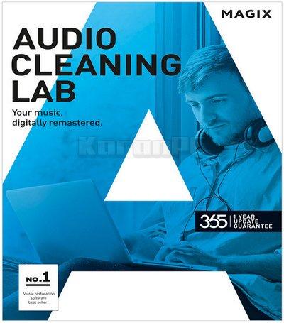 : Magix- Audio Cleaning Lab 2017 v.22.0.1.22