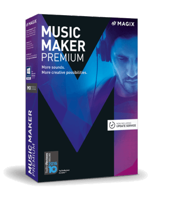 : Magix -Music Maker Premium 2017 v24.0.1.34