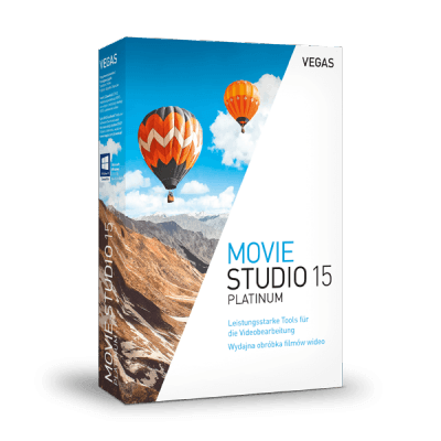 download Magix Vegas Movie Studio Platinum v15.0.0.157
