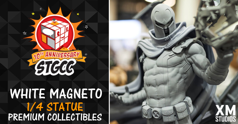 XM Studios: Coverage STGCC 2017 - September 09-10 - Page 2 Magnetodwjs9