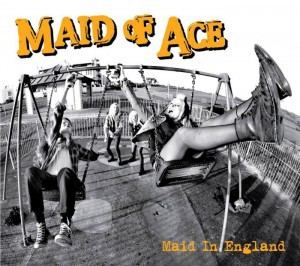 Maid of Ace - Maid in England (2016)