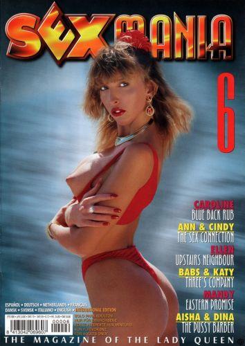 Cover: Mania No 06 1997