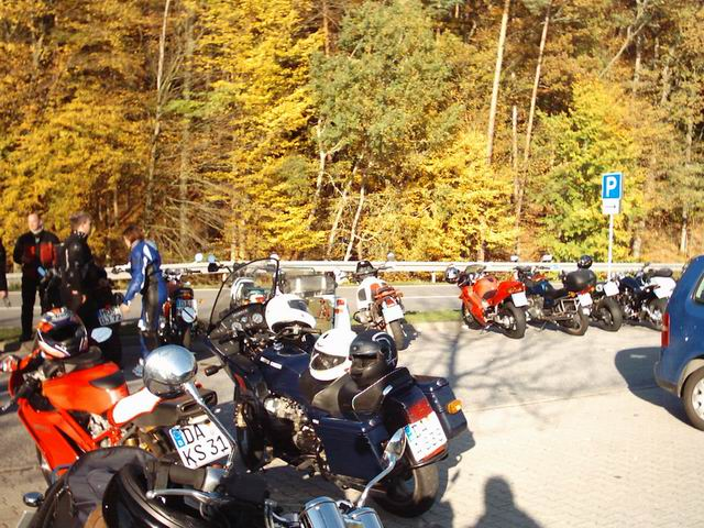 picload.org access required - Motorradtour zum Marbach-Stausee 2005