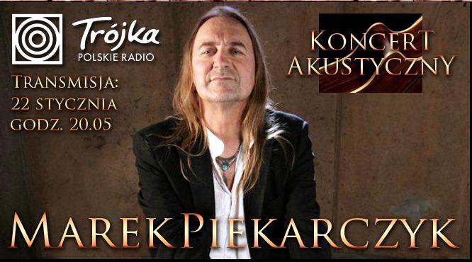 Marek Piekarczyk - Koncert Akustyczny (2012) [TVRip]