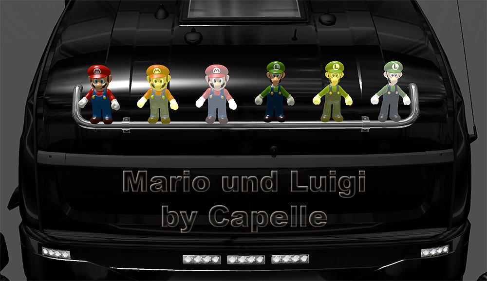Mario und Luigi Mariobirru