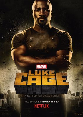 Marvel's Luke Cage - Stagione 1 (2016) (Completa) WEBMux ITA ENG MP3 Avi