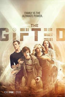 The Gifted - Stagione 1 (2017) (9/10) DLMux ITA ENG MP3 Avi