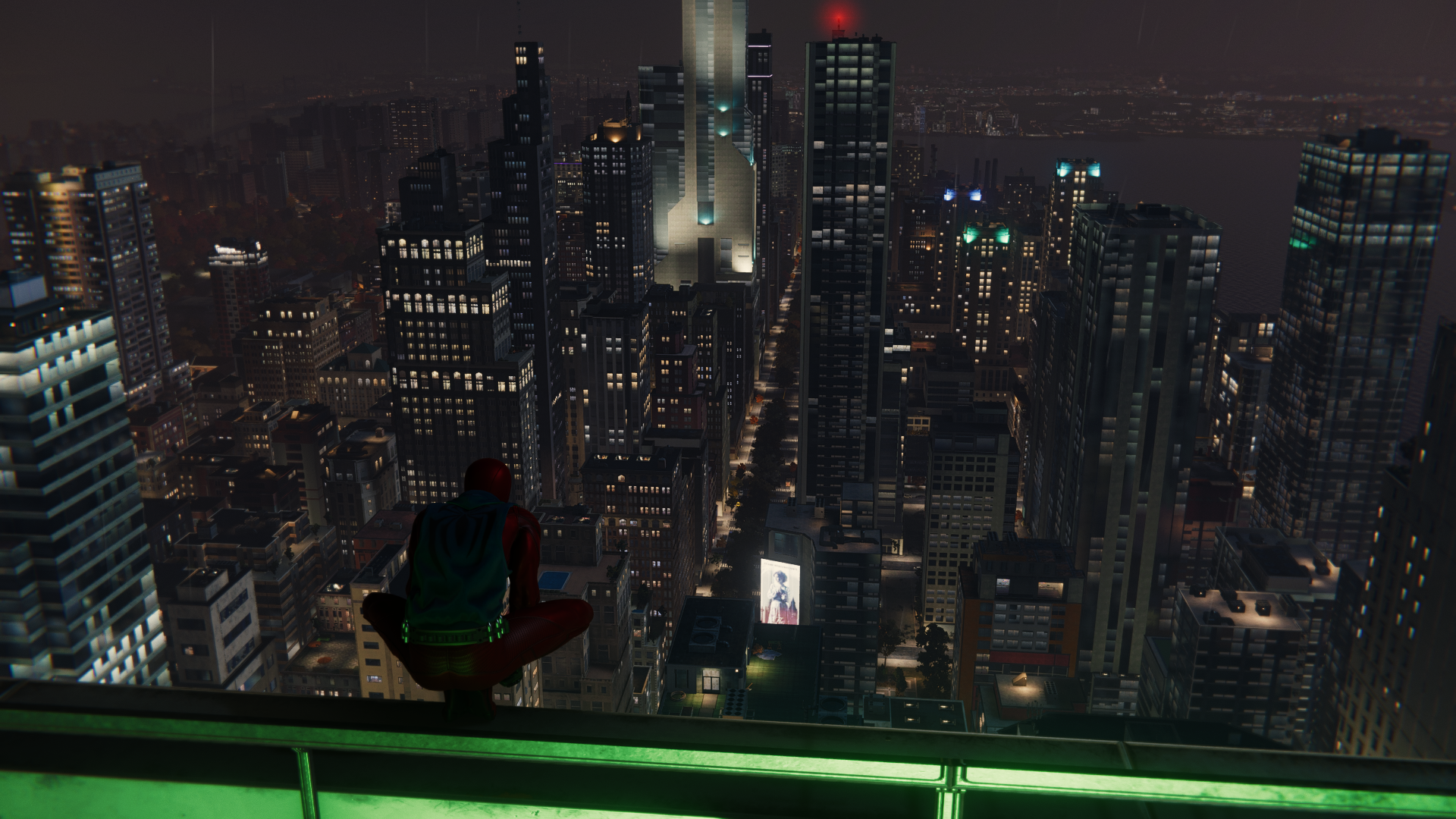 Spider Man Ps4 S Interior Mapping Shader Makes The City Pop Resetera