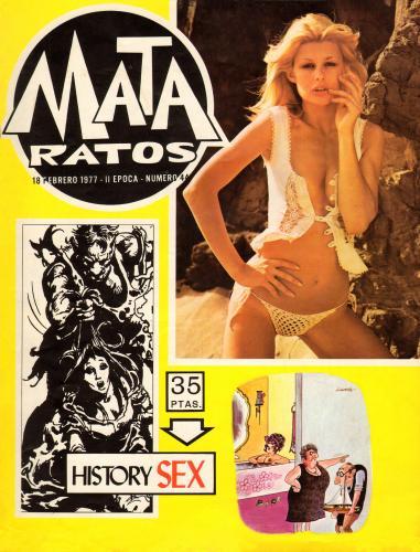 Cover: Matar Ratos Ii epoca 44 18-02-1977