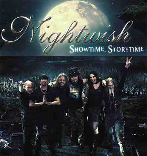 max1385923698 front cqxjuj - Nightwish - Showtime, Storytime (2013)