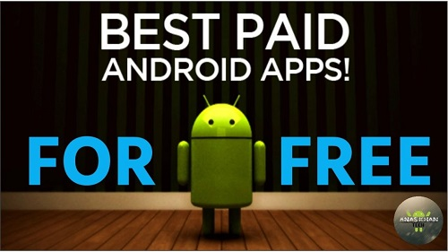 Android Paid Apps Collection (Week 01) 2018