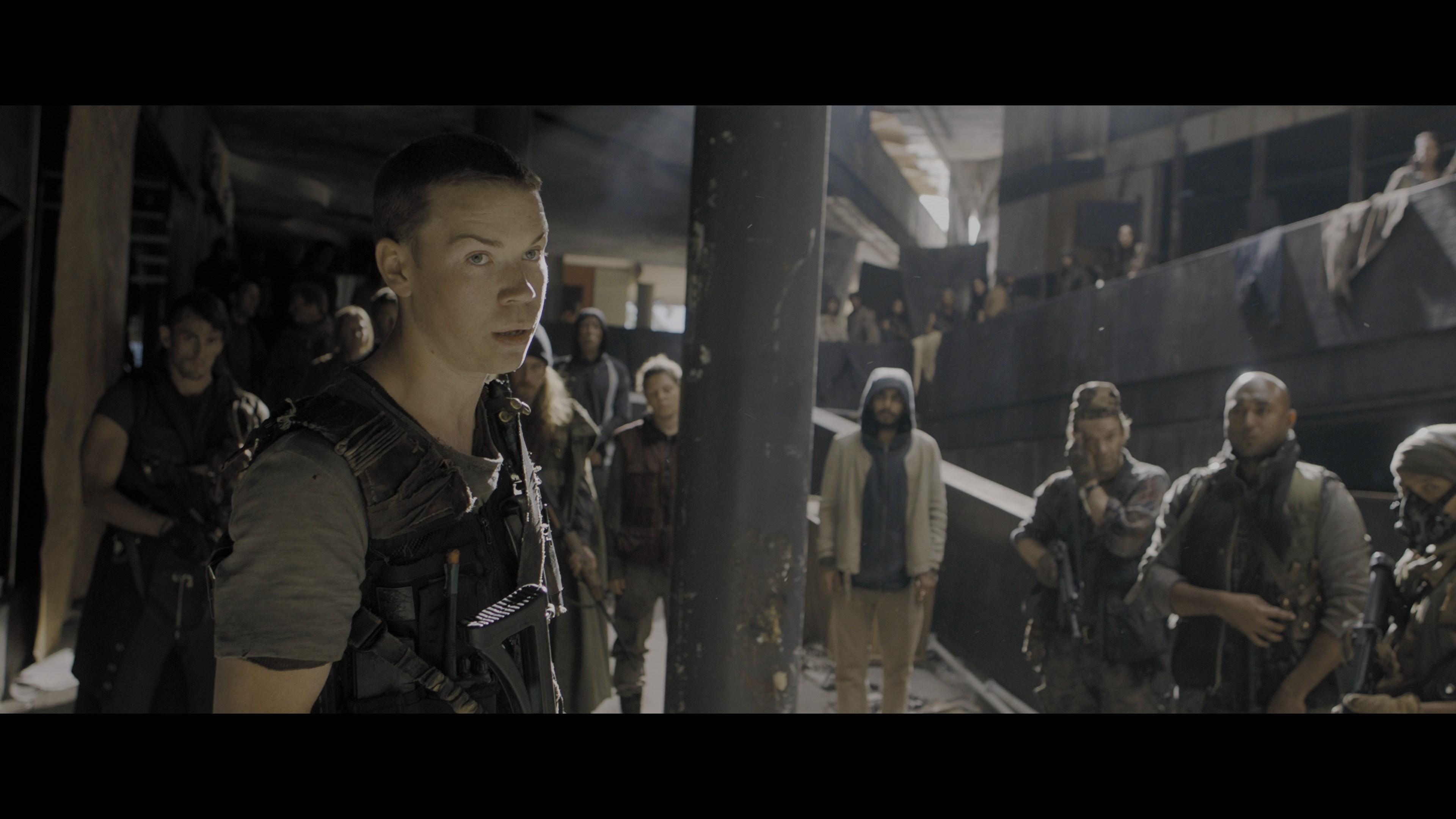 Labirent: Son İsyan - Maze Runner: The Death Cure - 2018 - 2160p - 4K UltraHD HDR HEVC - x265 - DuaL - TR - EN