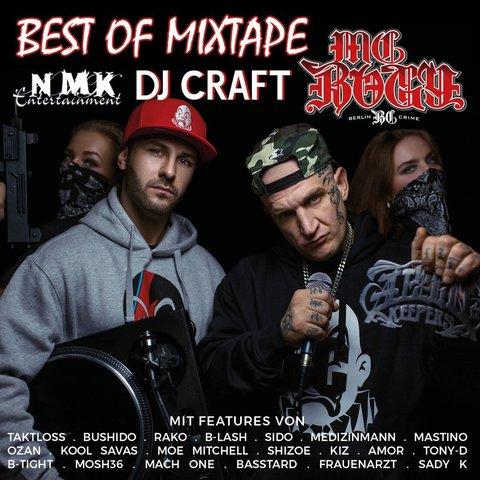 Cover: MC Bogy & DJ Craft - Best Of Mixtape (2017)