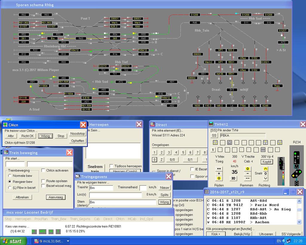 Vorstellung eigene Software zur Steuerung (meine: CoCoRail ...