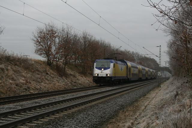 ME 146-17 Lagenhagen bei Kleinburgwede