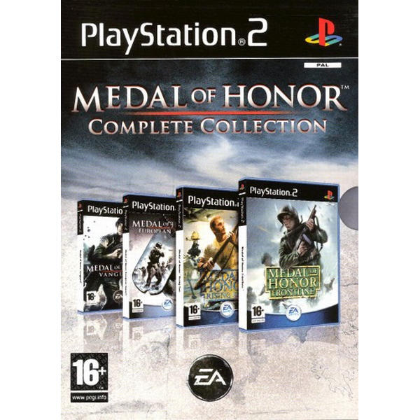 PS2] Medal Of Honor Complete Collection (PS2 Classic) [Multi-5