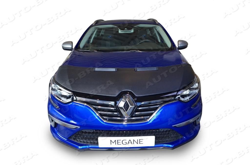 Bonnet Bra For Renault Megane Iv Since 2016 Stoneguard Protector Tuning Ebay