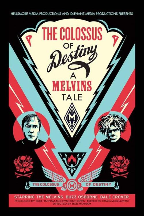Melvins - Live At The Roseland Theater, Portland 2014 (2017)