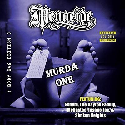 Menacide - Murda One (Body Bag Edition) (2018)