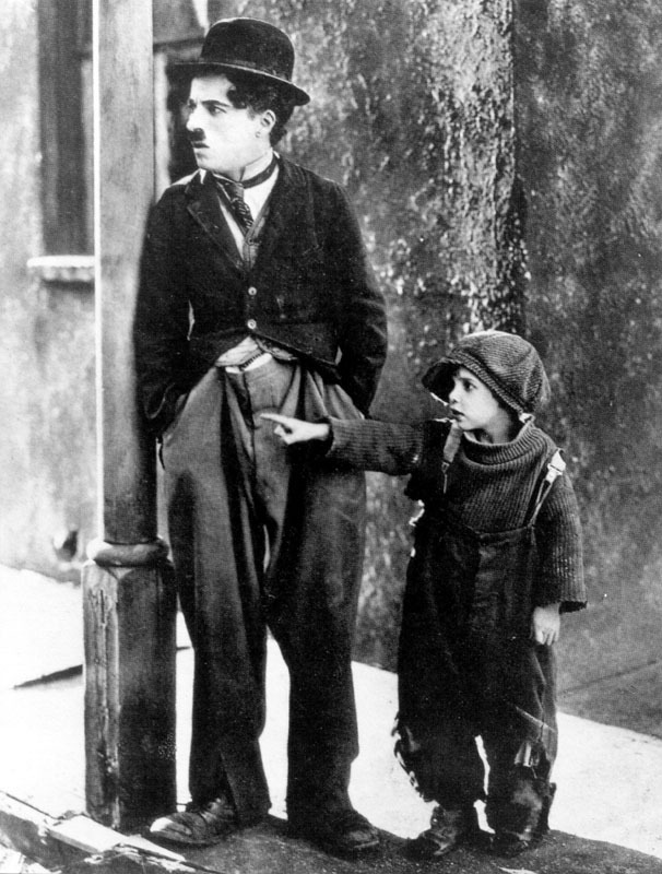 the tale with underlying archetype in charlie chaplins the kid A chaplin double feature starring edna purviance and jackie coogan the kid (1921, 68 min) was director charlie chaplin's first full-length film and is considered one of his best.