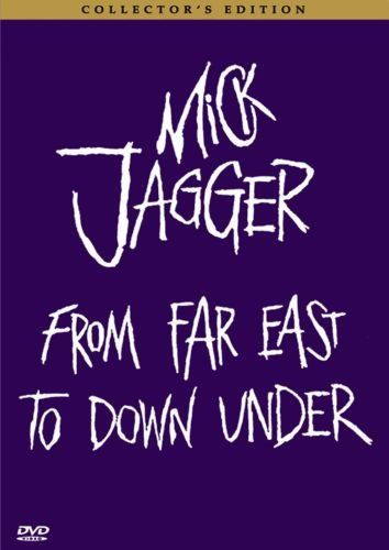 Mick Jagger - From Far East To Down Under 1988