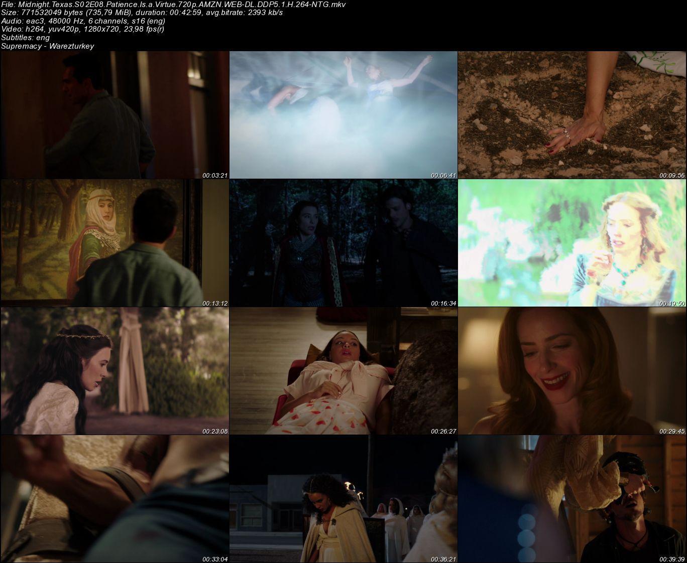 Midnight, Texas - Sezon 2 - 720p HDTV - Türkçe Altyazılı